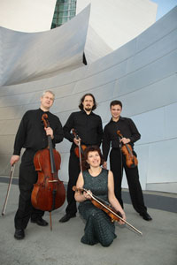 Photo of St Petersburg String Quartet